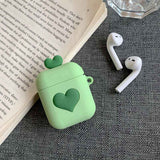 Cute Heart AirPods Case