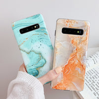 Colorful Marble Samsung Galaxy Case