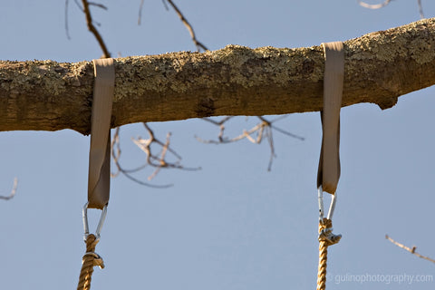 Image of Hanging Kit for Premier Wood Tree Swing