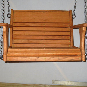 Classic Oak Chair Swing