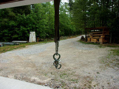 Recycled Old Fashioned Tire Swing Kit