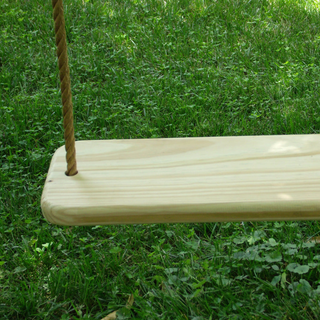 "24""Wood tree Swing"