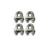 Tree Swing Rope Clamps 4 Pack