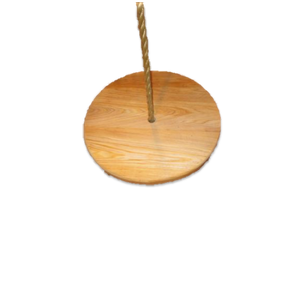 Cypress Disc Swing and Rope