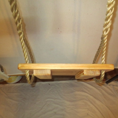 Yellow Pine Tree Swing 24""
