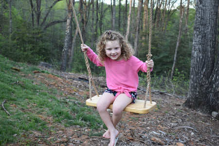 Premier Wood Tree Swing Kit