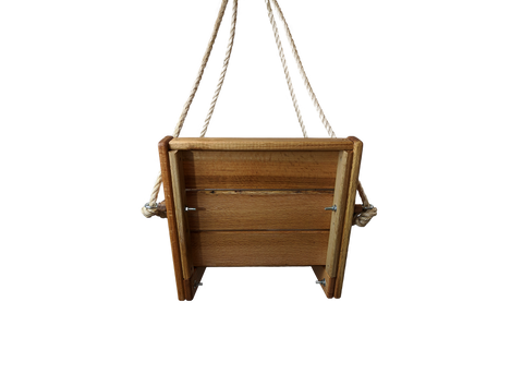 Image of Chair Swing Red Oak