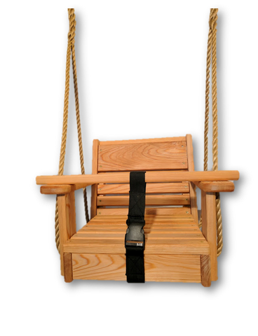 Image of Cypress toddler swing
