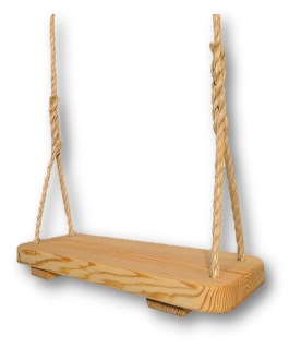 Premier Wood Tree Swing