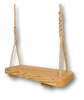 Premier Wood Tree Swing Pine Wood