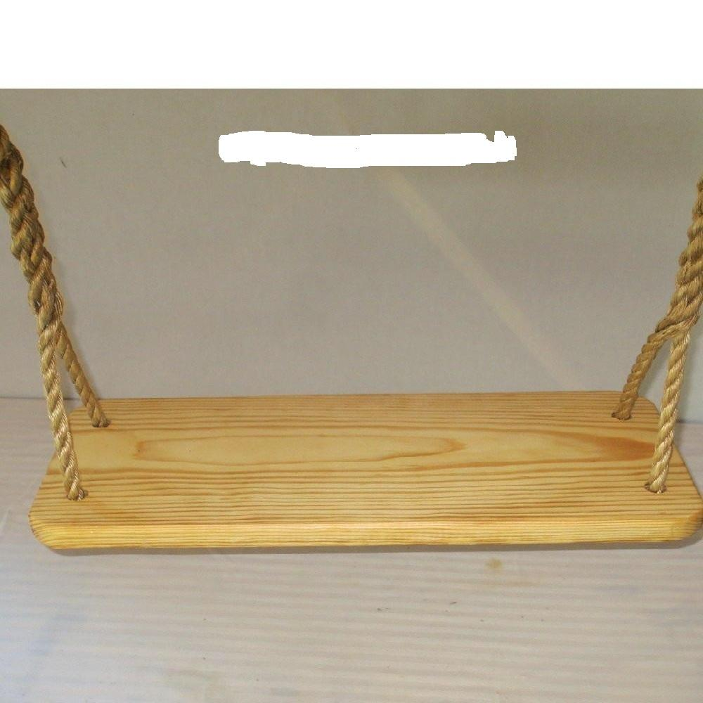 "Standard  24"" 4-hole  Wood Tree Swing"