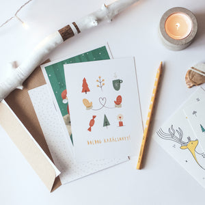 ZUG MŰHELY - CHRISTMAS CARD WORKSHOP