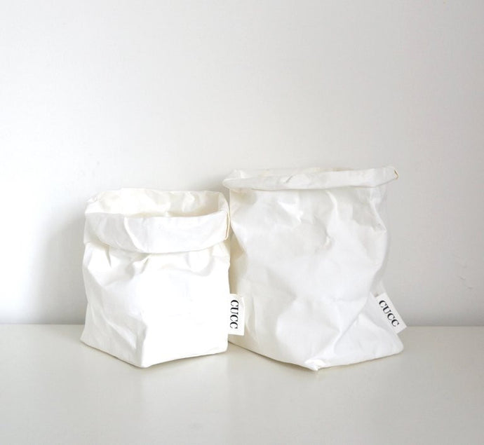 Washable Paper Bags