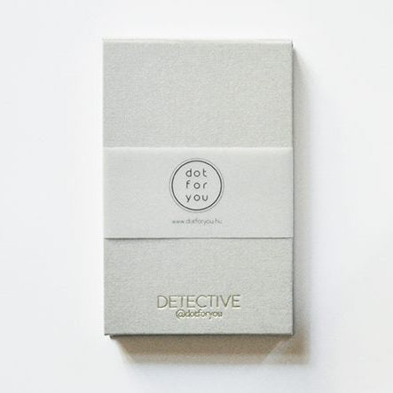Detective Notebook