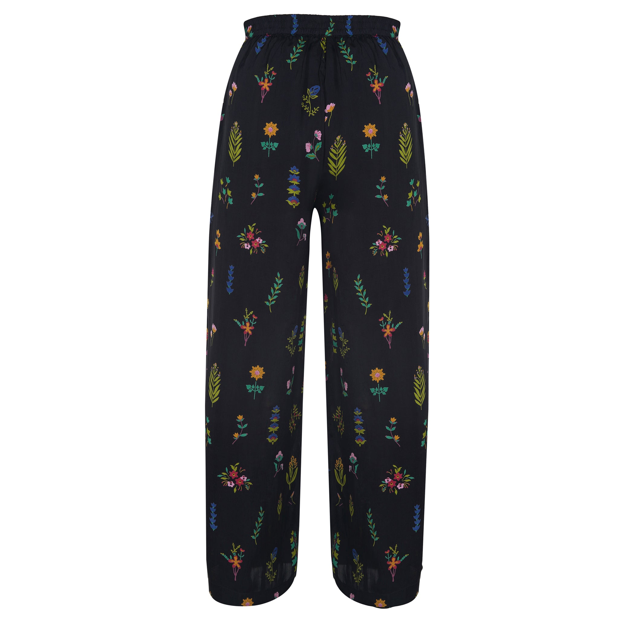 Midnight Botanica Pants