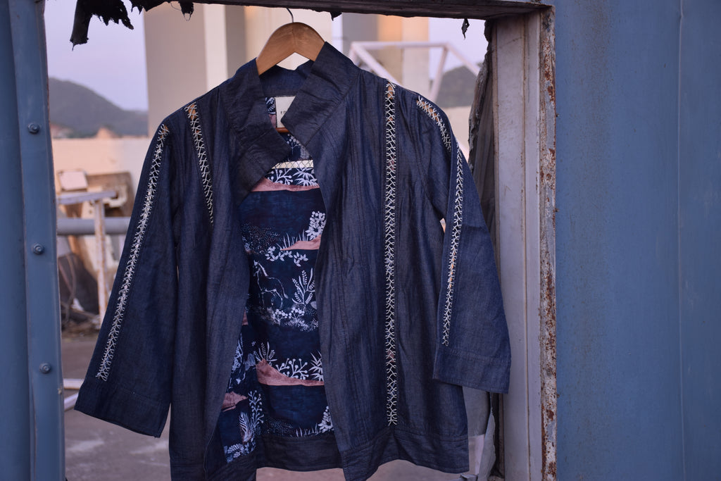 The Mountain Horse Denim Jacket