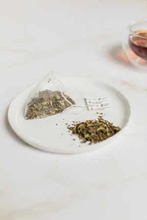 Organic Peppermint Tea Sachets