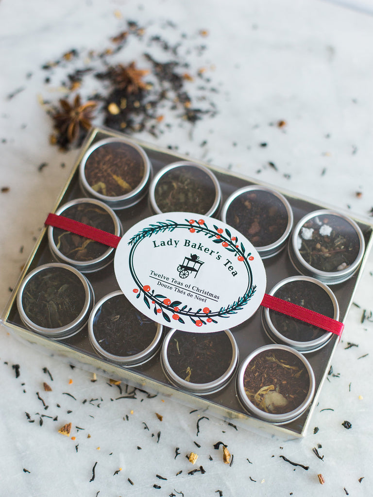 The Twelve Teas of Christmas - Lady Baker's Tea