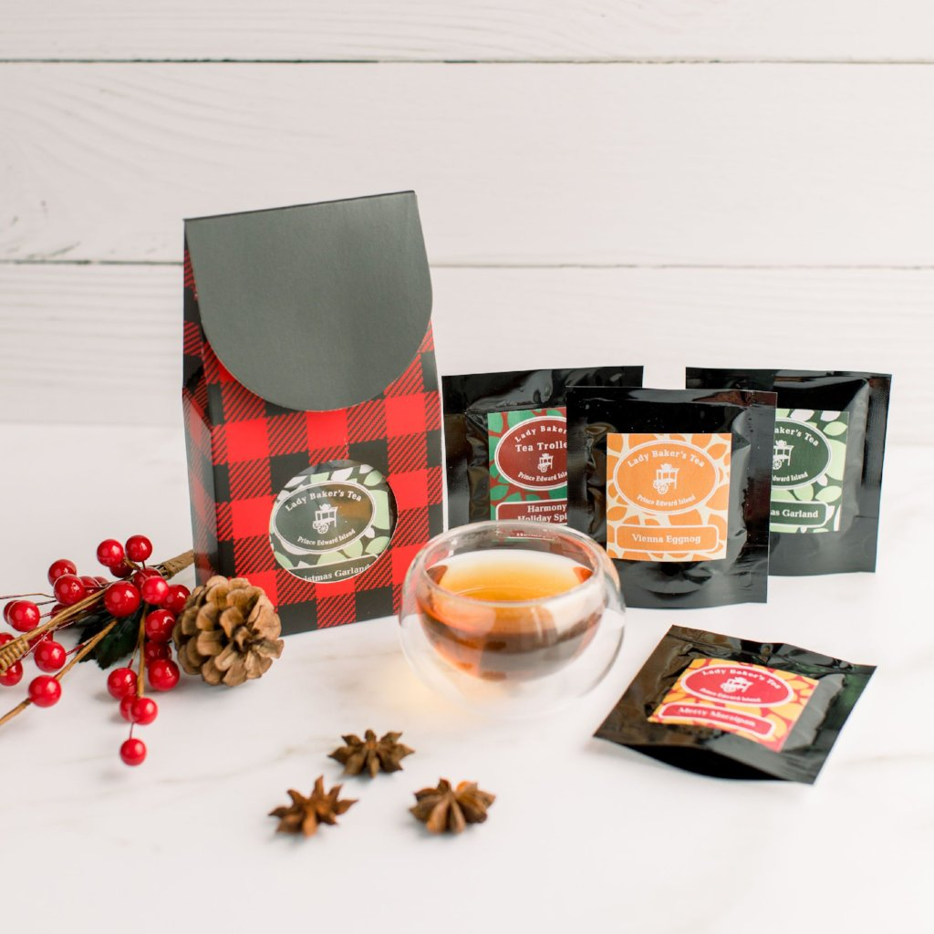 Holiday Sampler - Lady Baker's Tea