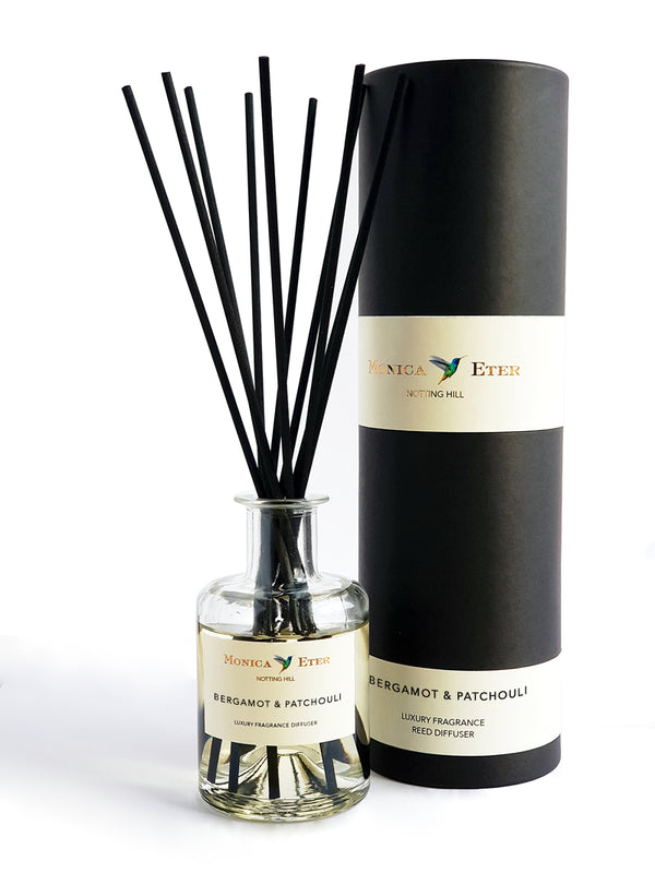 Bergamot & Patchouli Diffuser 200ml - DiP Candles