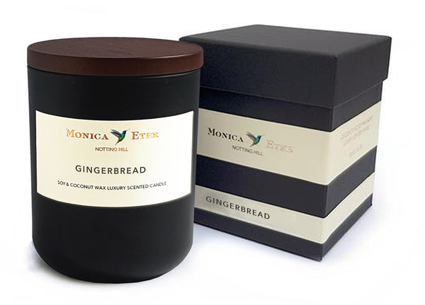 Gingerbread Scented Candle Large