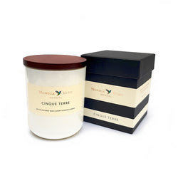 Cinque Terre Scented Candle Large - DiP Candles
