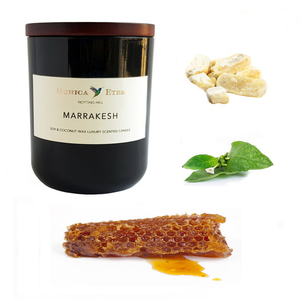 Marrakesh Scented Candle Large - DiP Candles