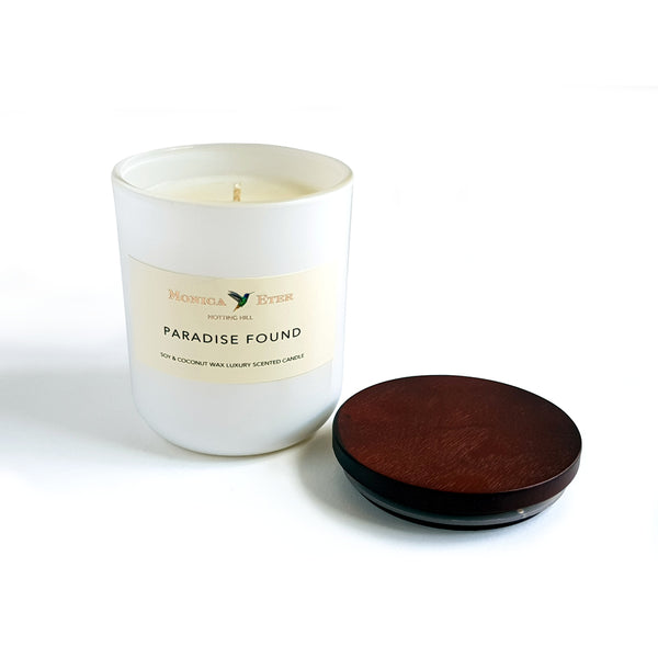Paradise Found Scented Candle Small - DiP Candles