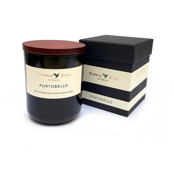 Portobello Scented Candle Large - DiP Candles