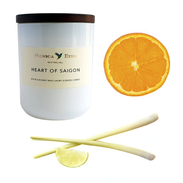 Heart of Saigon Scented Candle Large - DiP Candles