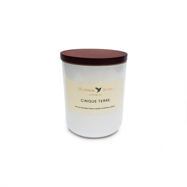 Cinque Terre Scented Candle Small - DiP Candles
