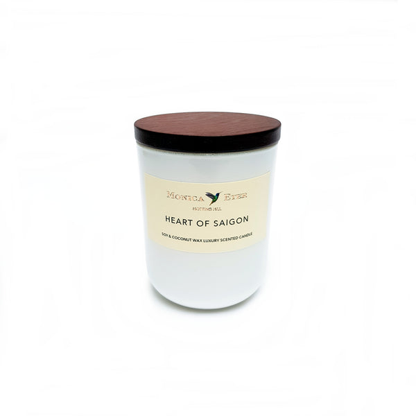 Heart of Saigon Scented Candle Small - DiP Candles