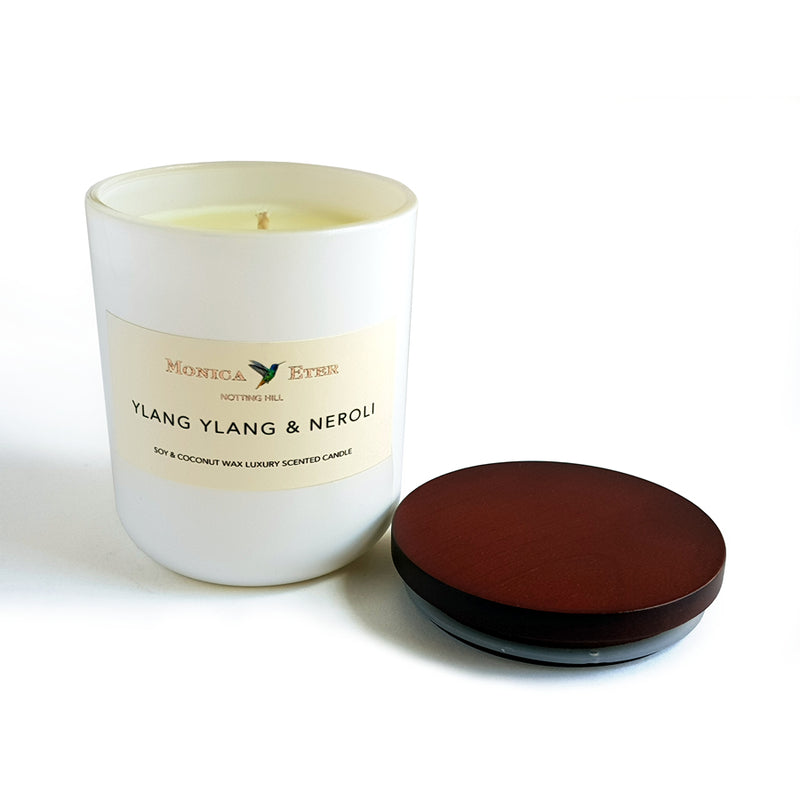 Ylang Ylang & Neroli Scented Candle Large - DiP Candles