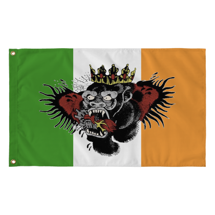 Irish Gorilla Flag