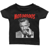 Notorious Red Infant Tee