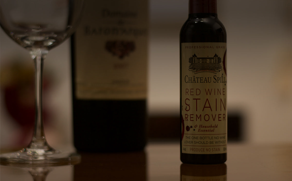 How to Remove Red Wine Stains From Carpet or Clothes
