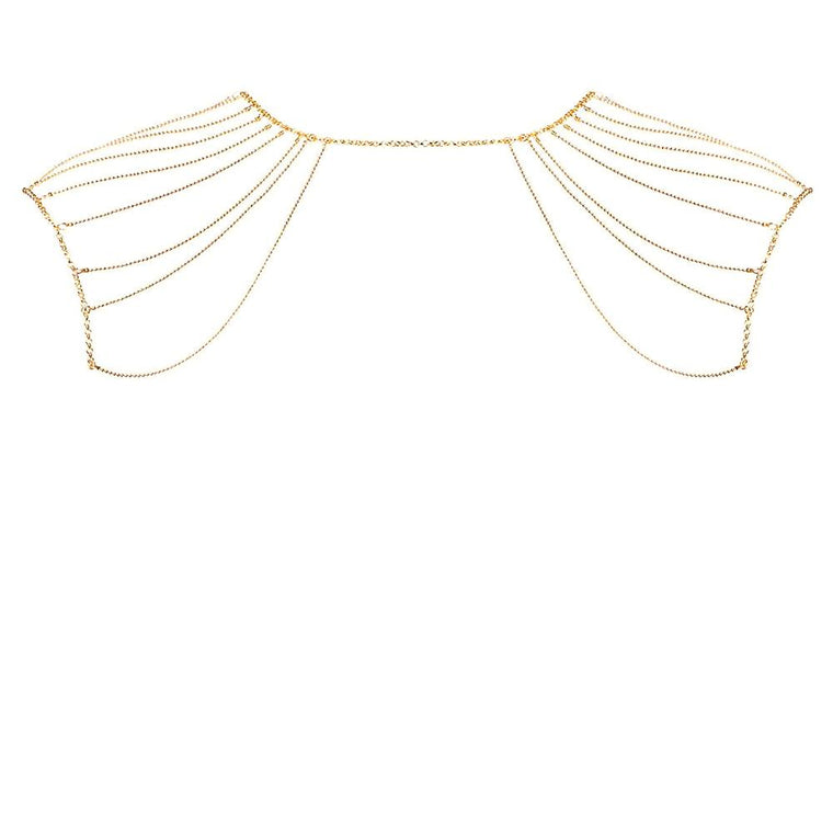 Magnifique Shoulders Chain Gold