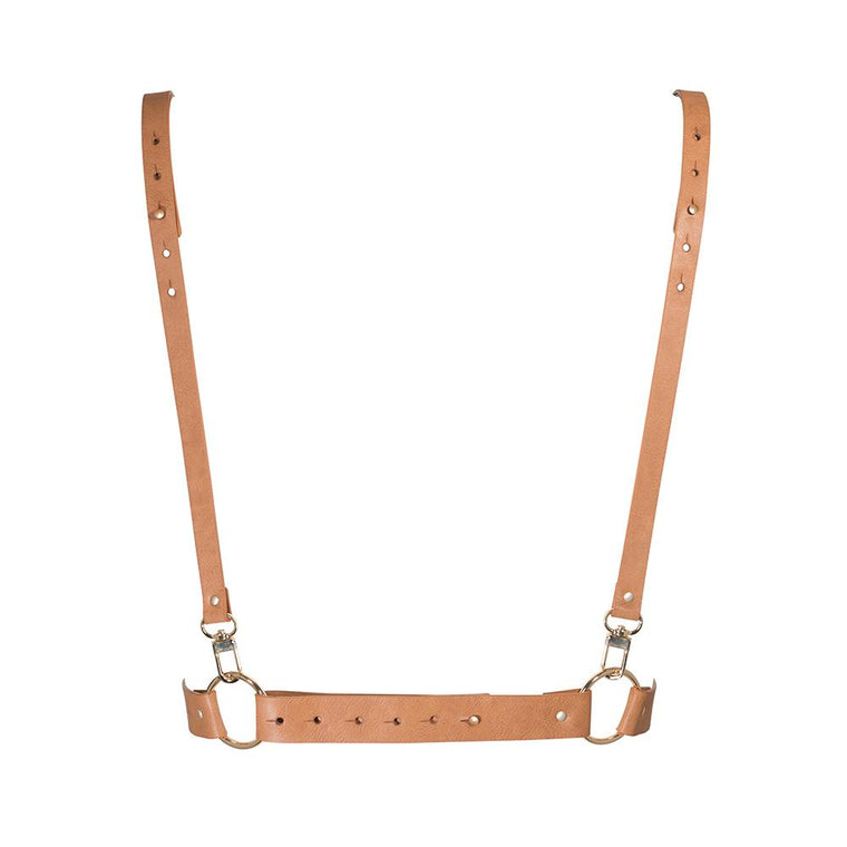 MAZE X Harness Brown