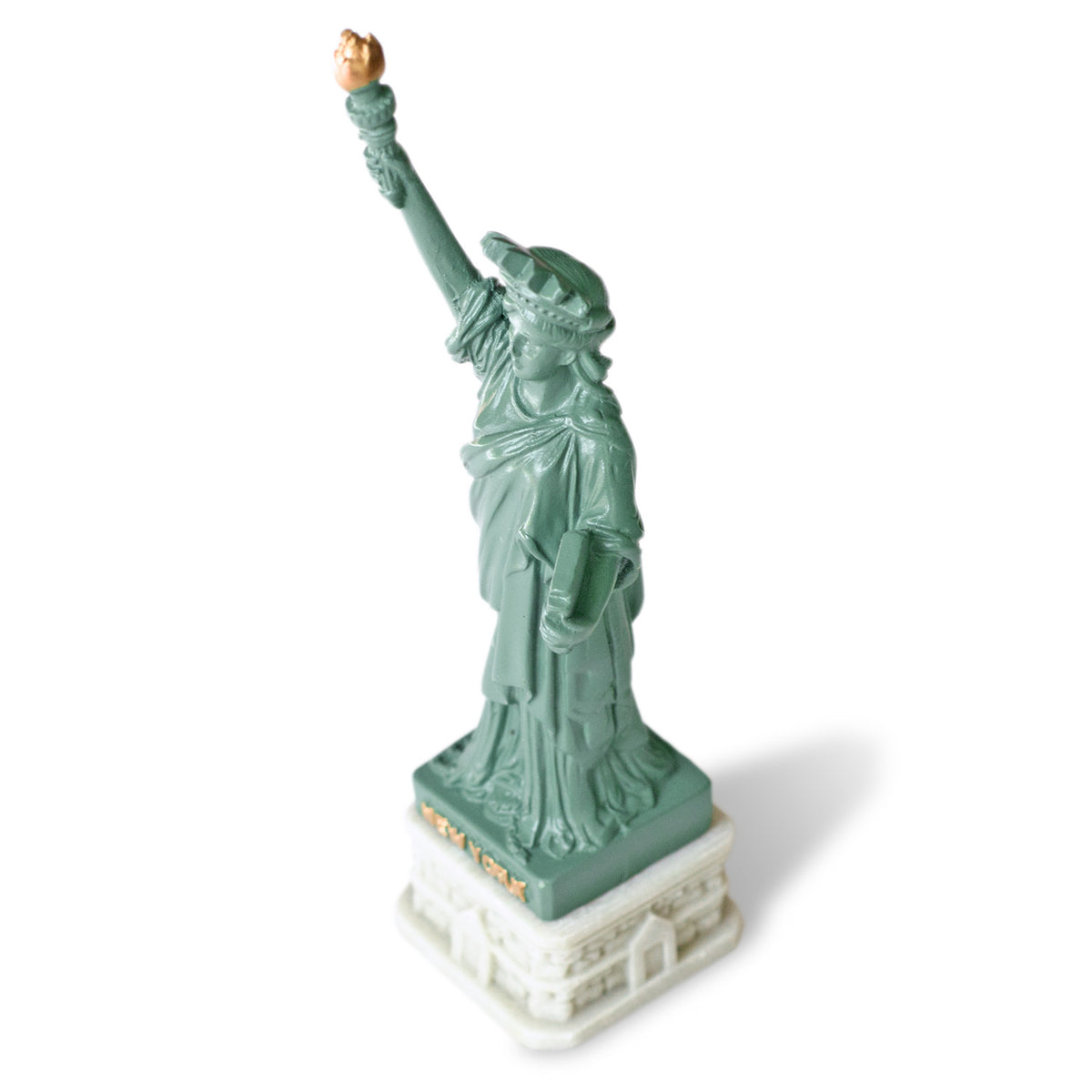 Statue of Liberty Statuette Coppertone 4inch