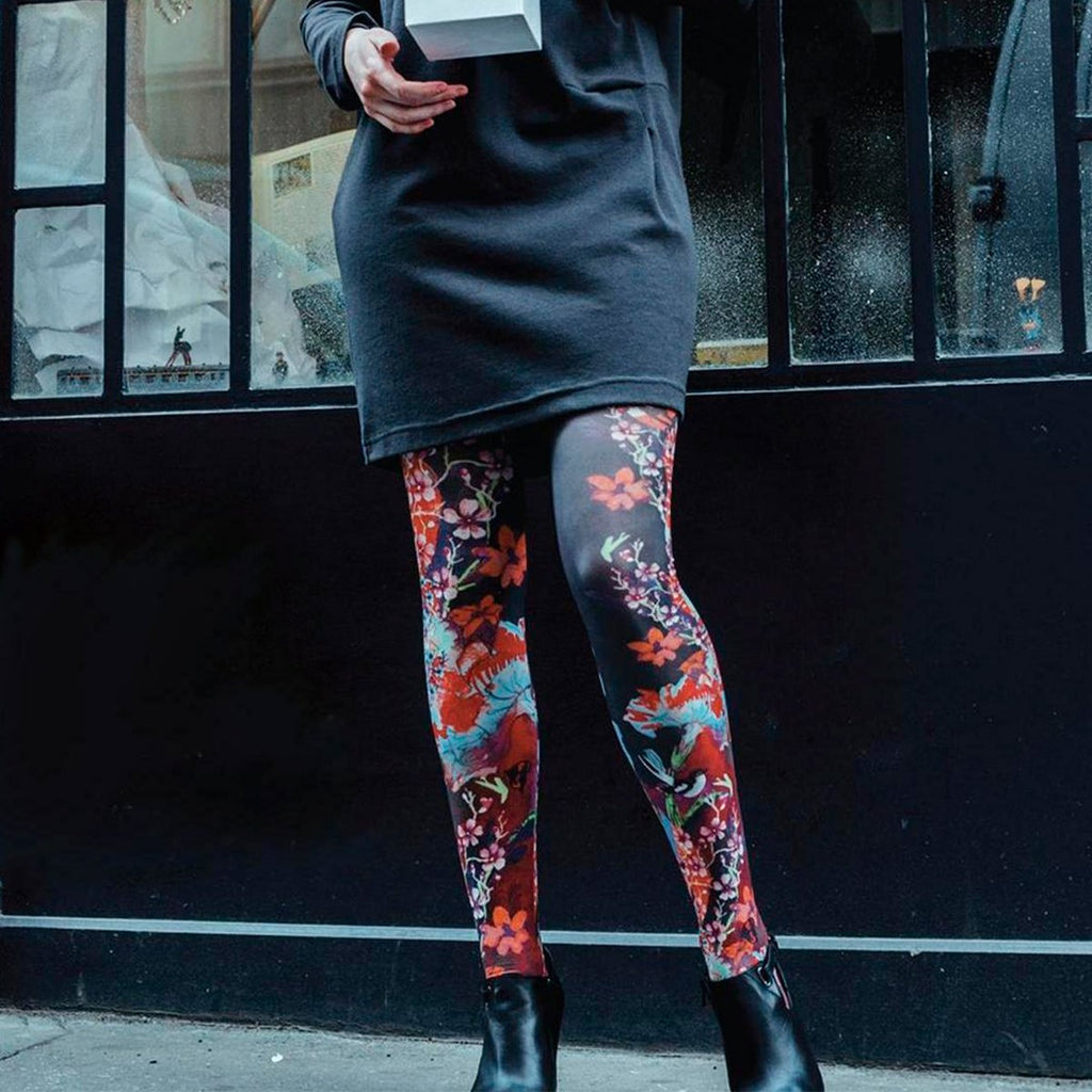 Marie Antoilette Tights Line