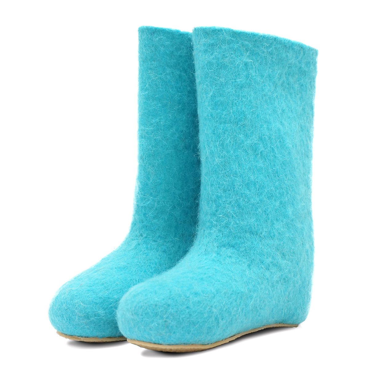 Valenki Women Basic Light Blue 24cm