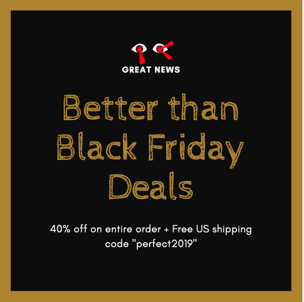 Happy Thanksgiving - Better than Black Friday Deals