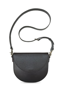 BandalHalf-moon-Body-Black-BandalHalf-moon-Flap-Black-Crossbody-Strap-Black