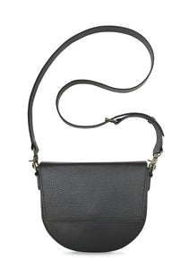 BandalHalf-moon-Body-Black-NemoRectangular-Flap-Black-Crossbody-Strap-Black