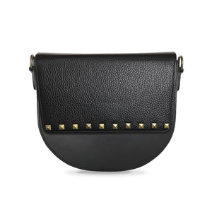 Black Stud Rectangular