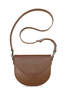 BandalHalf-moon-Body-Brown-BandalHalf-moon-Flap-Brown-Crossbody-Strap-Brown