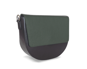 BandalHalf-moon-Body-Black-NemoRectangular-Flap-OliveGreen
