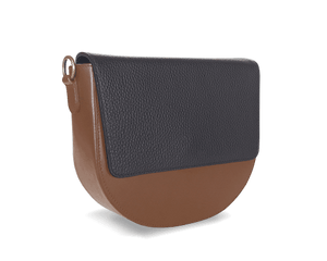 BandalHalf-moon-Body-Brown-NemoRectangular-Flap-Black