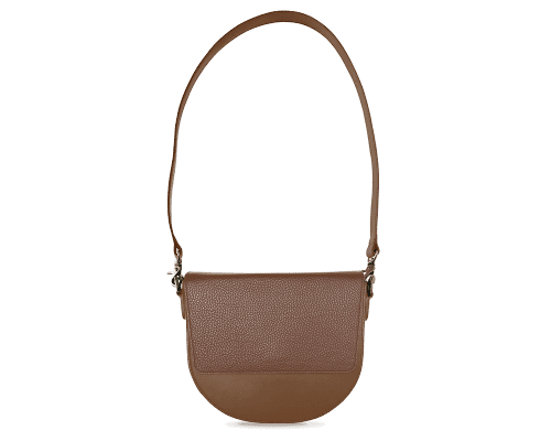 BandalHalf-moon-Body-Brown-NemoRectangular-Flap-Brown-Shoulder-Strap-Brown
