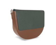BandalHalf-moon-Body-Brown-NemoRectangular-Flap-OliveGreen